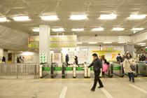 千葉駅メイン改札口