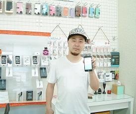 千葉市N様 アイフォン6